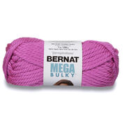 Bernat Mega Bulky Yarn (200g/7 oz), Radiant Orchid - Clearance Shades*