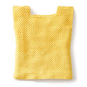 Bernat Simple Crochet Tank Top, XS/S