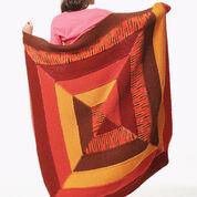 Go to Product: Bernat Pinwheel Blanket in color
