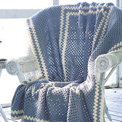 Go to Product: Bernat Blue Afghan in color