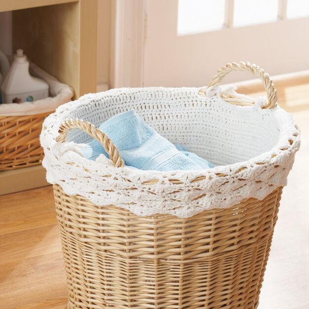 Lily Sugar'n Cream Basket Lining
