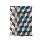 Caron x Pantone Illusion Infusion Crochet Blanket