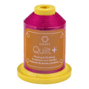 Go to Product: Coats & Clark Quilt + Piecing & Quilting Thread 600 yds, Hot Rose in color Hot Rose