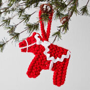 Go to Product: Caron Dala Horse Ornament in color