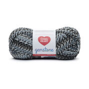 Go to Product: Red Heart Gemstone Yarn, Onyx in color Onyx