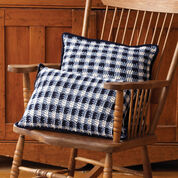 Go to Product: Lily Sugar'n Cream Gingham Pillows, Square - Red in color