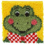 Go to Product: Wonderart Froggy Kit 12 X 12 in color Froggy