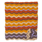 Go to Product: Bernat Chevron Retro Blanket in color