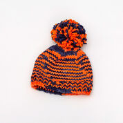 Red Heart Spirit Week Chunky Hat, M