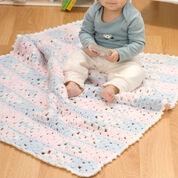Red Heart Grandma's Favorite Baby Blanket