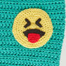 Red Heart Emoji Snuggle Sack, Child in color  Thumbnail Main Image 5}