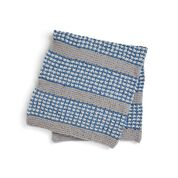 Go to Product: Bernat Dots and Ridges Knit Blanket Sparkle in color