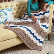 Go to Product: Red Heart Stitch a Hug Waves Throw in color