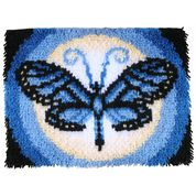 Go to Product: Wonderart Butterfly Moon Kit 15 X 20 in color Butterfly Moon
