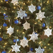 Go to Product: Patons Crochet Snowflakes in color
