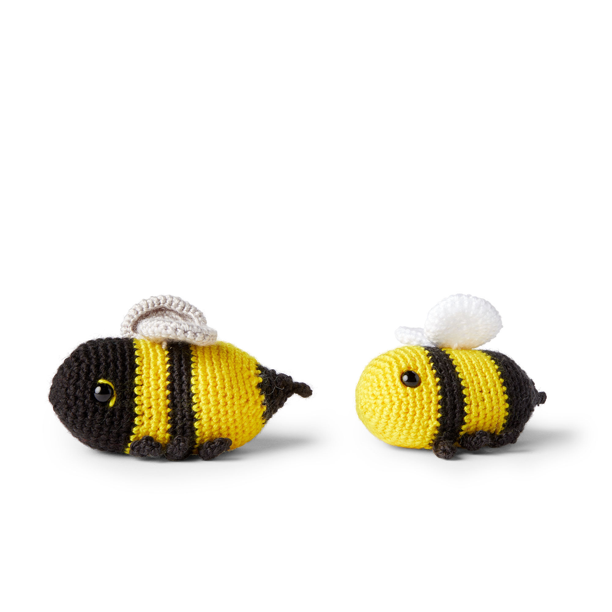 Bumble Bee Free Crochet Pattern • Spin a Yarn Crochet | 2000x2000