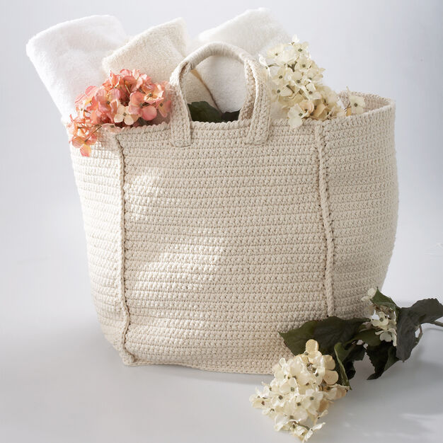 Lily Sugar'n Cream Cottage Bag in color