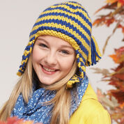 Go to Product: Bernat Earflap Cap, 6/8 yrs in color