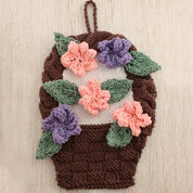 Go to Product: Lily Sugar'n Cream Flower Basket Dishcloth in color