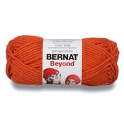 Bernat Beyond Yarn, Pumpkin - Clearance Shades*