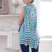 Aunt Lydia's Rippling Vest, S/M