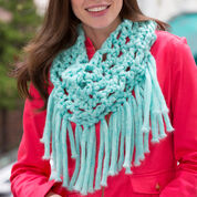 Go to Product: Red Heart Fabulous Fringe Cowl in color