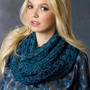 Go to Product: Red Heart Warm & Twisted Mobius Cowl in color