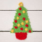 Go to Product: Red Heart Decorate Your Tree Scrubby in color