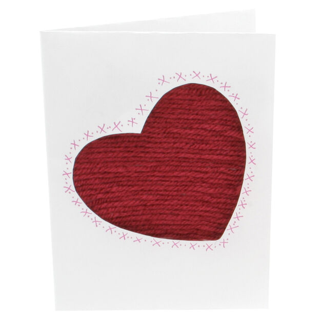Red Heart Quick & Easy Valentines in color