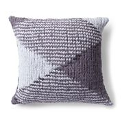 Go to Product: Bernat Color Pooling Knit Pillow in color