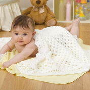 Red Heart Lovable Baby Blanket
