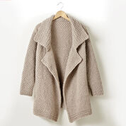 Go to Product: Patons Lapel Cardigan, XS/S in color