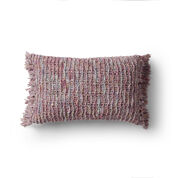 Go to Product: Bernat Sideways Swoops Knit Lumbar Pillow in color