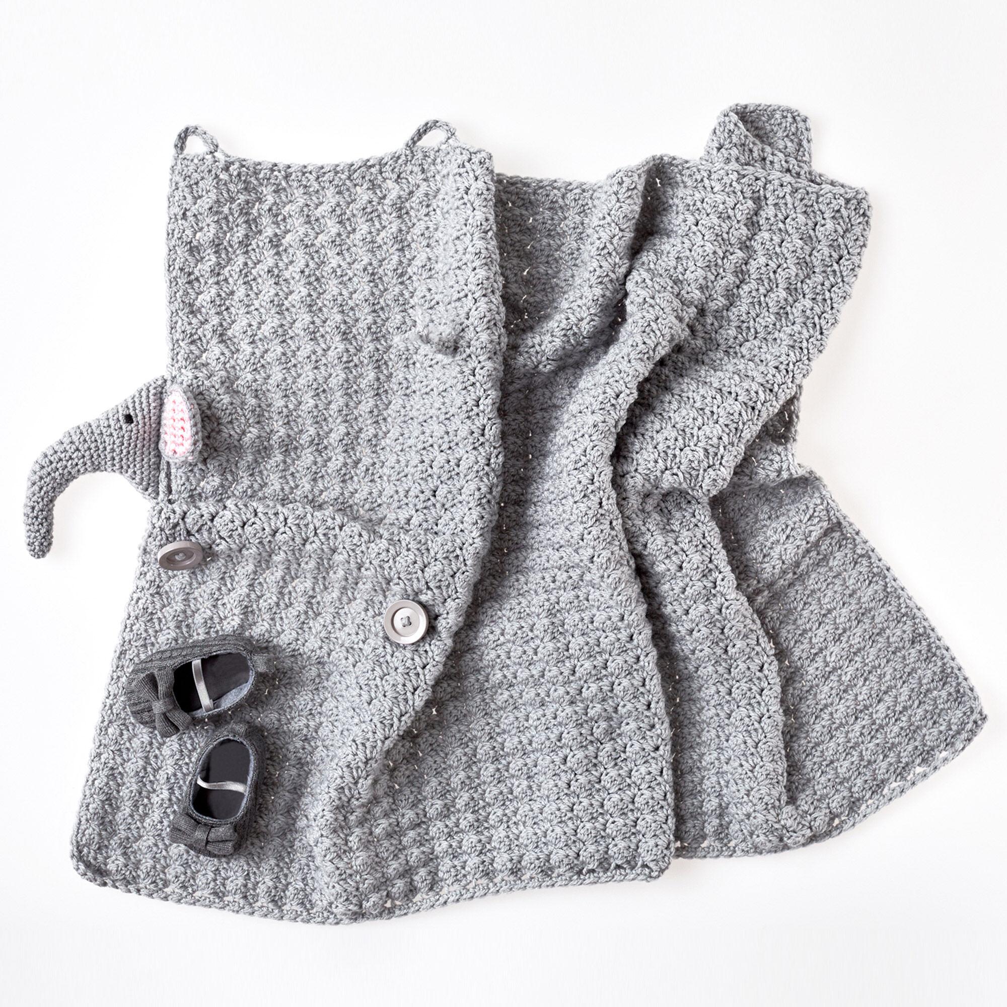 Adorable Elephant (Free Crochet Pattern) – One Zero Crochet | 2000x2000
