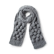 Go to Product: Bernat Alize EZ Bobble Scarf in color