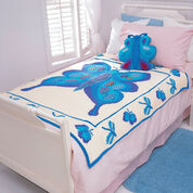Patons Butterfly Blanket