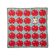 Go to Product: Bernat How 'Bout Them Apples? Crochet Blanket in color