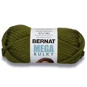 Bernat Mega Bulky Yarn (300g/10.5 oz), Eucalyptus - Clearance Shades*