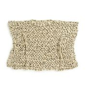 Go to Product: Caron Garden Party Crochet Poncho, XS/S/M in color