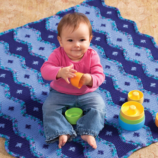 Caron Hills and Valley Play Mat in color