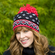Go to Product: Red Heart Scandinavian Hat, S in color