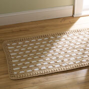 Red Heart Hearth & Home Rug