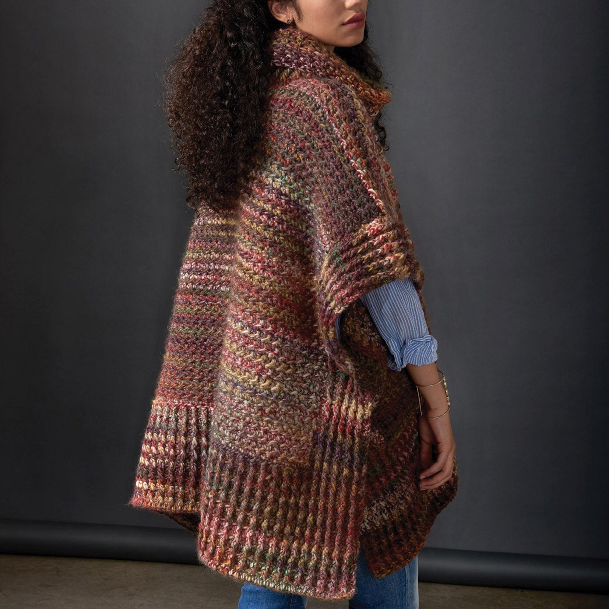Patons Tweed Under Wraps, XS/M | Yarnspirations