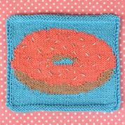 Bernat Donut Dishcloth
