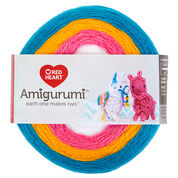 Go to Product: Red Heart Amigurumi Yarn, Llama in color Llama