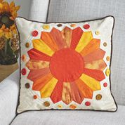 Dual Duty Dresden Delight Pillow