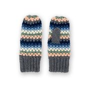 Go to Product: Caron SS Let's Stripe Crochet Mittens in color
