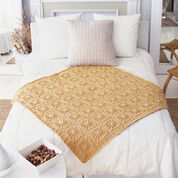 Go to Product: Red Heart Sunny Spread Throw in color