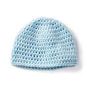 Caron Teeny Weeny Crochet Cap