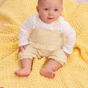 Go to Product: Red Heart Lacy Baby Blanket in color